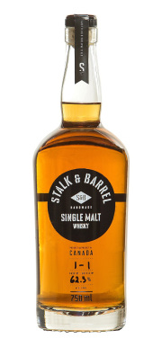 Stalk & Barrel Single Malt Whisky (Cask No. 1)